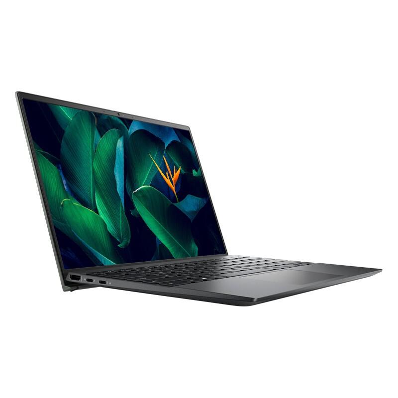 成就系列 13.3英寸商务笔记本电脑(i5-11320H、16GB、512GB)橄榄灰