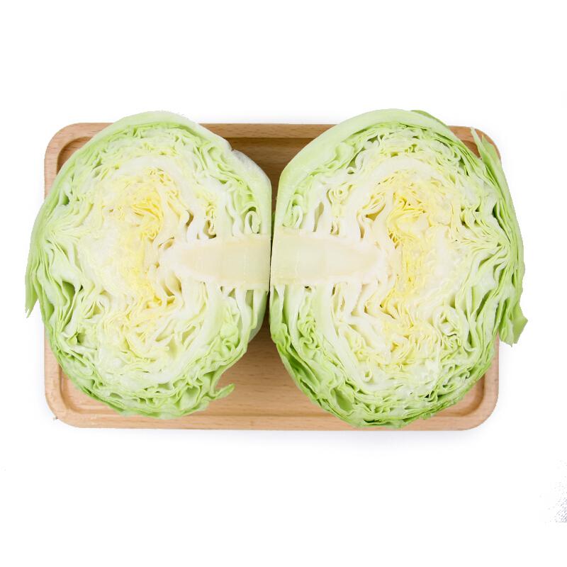 小汤山 圆白菜 800g