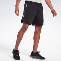 Reebok 锐步 TE VECTOR SHORT JIX76 男子运动短裤