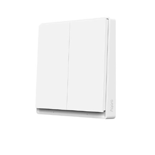 Aqara 绿米联创 绿米Aqara智能开关E1小爱zigbee米家控制面板小米墙壁开关