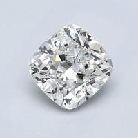 Blue Nile 1.04克拉垫形钻石