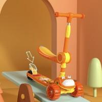 MISUTA 米苏塔 儿童滑板悍马轮+座椅+音乐灯光