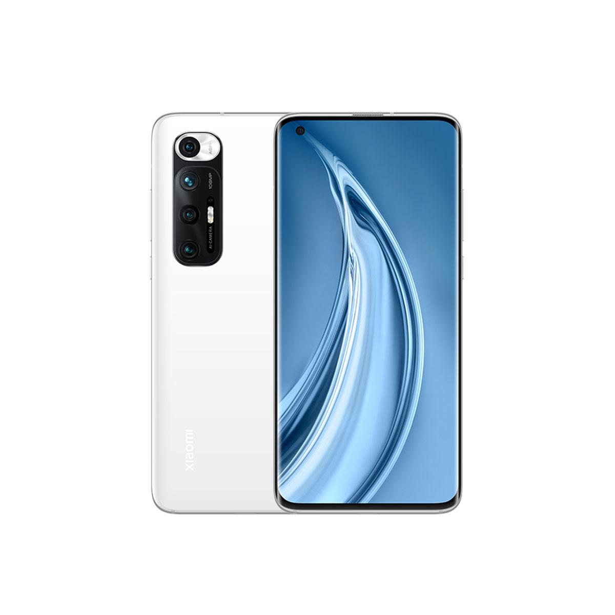MI 小米 10S 骁龙870一亿像素 旗舰手机(无充电器、数据线)