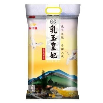 88VIP:金龙鱼 乳玉皇妃稻香贡米 5kg