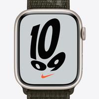 Apple 苹果 Apple Watch Nike 2021款 智能手表