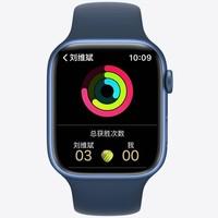 Apple 苹果 Watch Series 7 智能手表 41mm