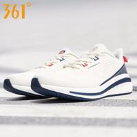 361° Q弹科技·熒 572132213 男款跑鞋