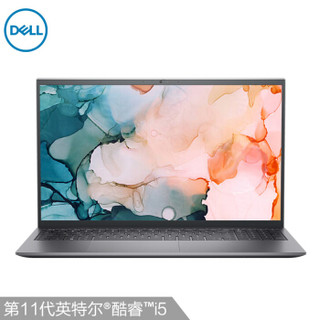 DELL 戴尔 灵越15Pro 15.6英寸笔记本电脑(i5-11320H、16GB、512GB、锐炬Xe)
