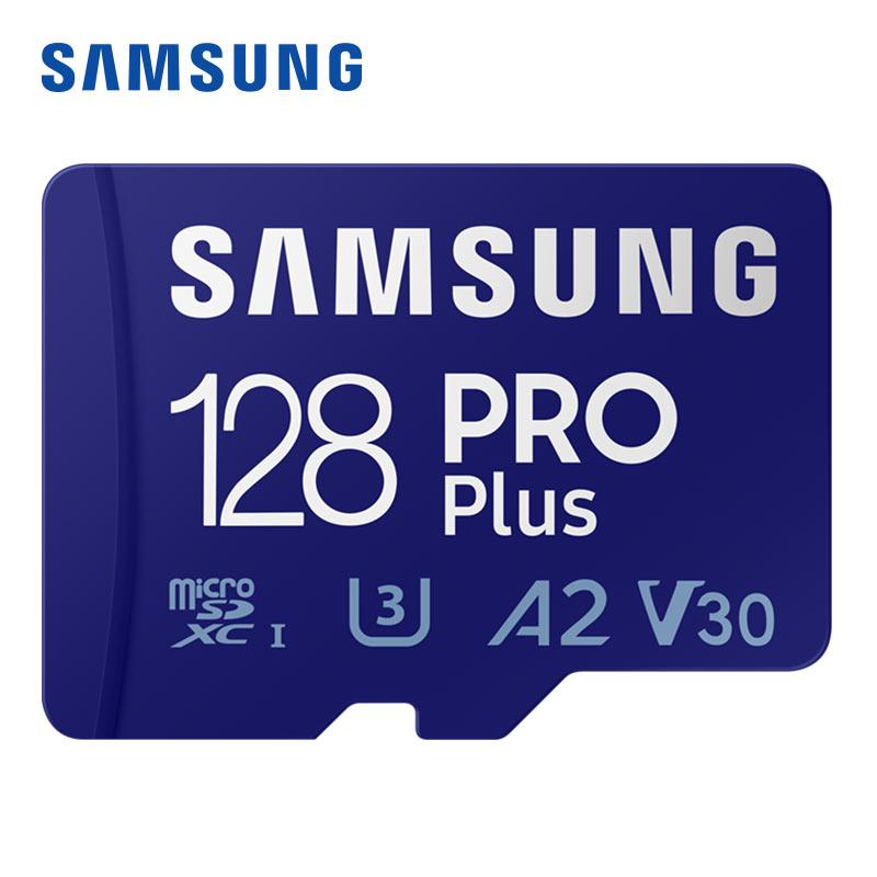 小编精选 : 记录精彩瞬间|SAMSUNG 三星 PRO Plus MicroSD存储卡