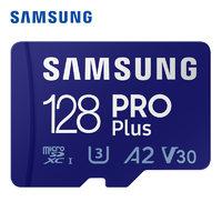 小编精选:记录精彩瞬间|SAMSUNG 三星 PRO Plus MicroSD存储卡