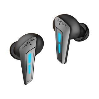XIBERIA 西伯利亚 W2真无线游戏蓝牙耳机TWS入耳式手机电竞吃鸡低延迟黑鲨