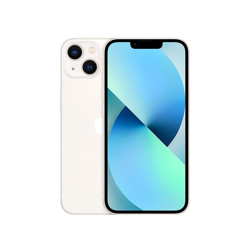 Apple 苹果 iPhone 13系列 A2634国行版 5G手机 512GB 星光色
