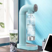 AirSoda 美式家用苏打气泡水机奶茶店商用可乐碳酸饮料起泡打气机