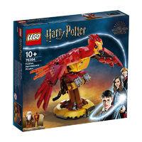 LEGO 乐高 哈利·波特系列 76394 邓布利多的凤凰福克斯