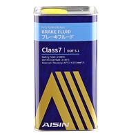 PLUS会员:AISIN 爱信 CLASS7 DOT5.1 全合成制动液1L装