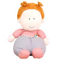 HWD 豪伟达 小迷妹布娃娃玩偶30cm