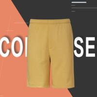 CONVERSE 匡威 UTILITY SHORT 10019593 男子梭织短裤