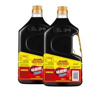 PLUS会员:MIN YAO 民谣 极鲜酱油 1.28L*2瓶