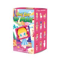 POP MART 泡泡玛特 MOLLY的一天系列 盲盒 单盒