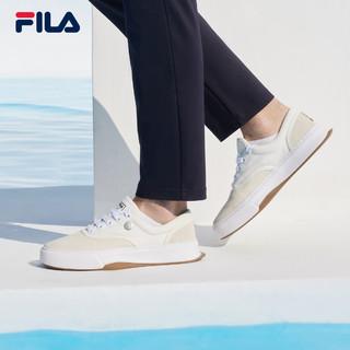 FILA 斐乐 x MIHARA斐乐官方老爹鞋女2021年秋季新款运动鞋休闲FM-10