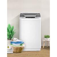 京对 洗衣机全自动 家用商用小型  大容量烘干 4.2KG 风干款