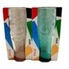 McDonald's 麦当劳 东京奥运会联名 玻璃杯 370ml*2 热情橙+坚韧绿