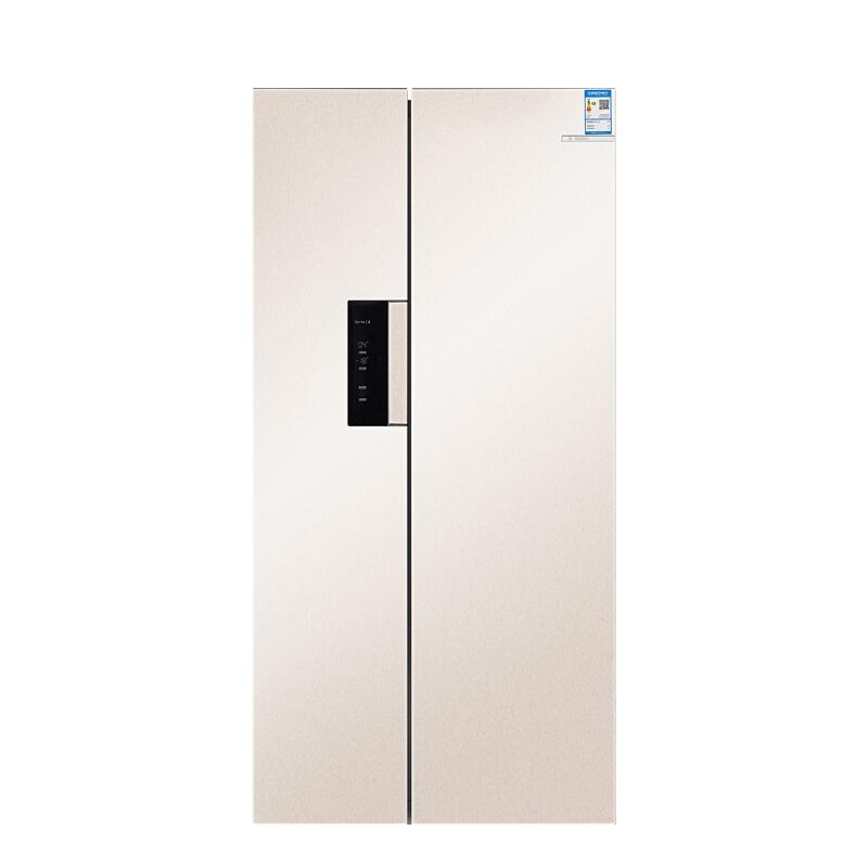 19:30开始、17日0点截止、李佳琦直播 : BOSCH 博世 BCD-530W(KXN52A69TI) 无霜冷藏冷冻箱