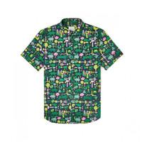 LACOSTE 拉科斯特 联名系列 男女款短袖衬衫 CH0203QRN