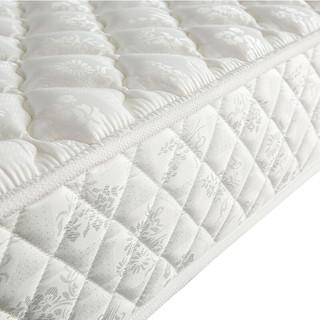 SOMNOPRO 穗宝 SYMBOL)弹簧床垫软硬适中席梦思床垫子1.5米1.8m 厚20cm 贝妃 白色 150*200*20cm