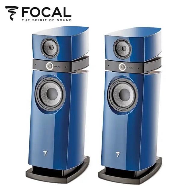 FOCAL 劲浪 SCALA UTOPIA EVO III 家庭影院 HIFI 2.0 落地式音箱 (蓝色)