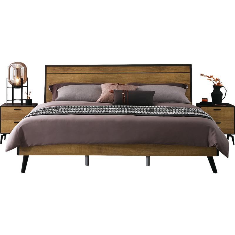 125901 框架单床 1.5m
