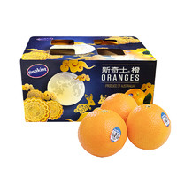 sunkist 新奇士 进口脐橙 一级巨无霸果 4kg   单果重230g+