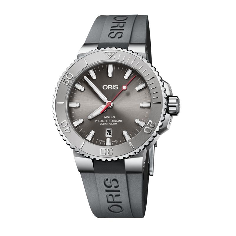 ORIS 豪利时 潜水系列 男士机械手表 73377304153RS-G