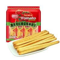 金富士 红番茄味 饼干128g+葵花籽食用油 3.88L*2桶*3件+盐 250g