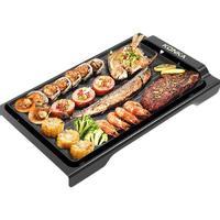 KONKA 康佳 KEG-W180A 电热烧烤盘 黑色