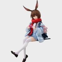 玩模总动员:Furyu 明日方舟 阿米娅 能量联结Ver.景品手办