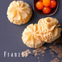 Franzzi 法丽兹 小花黄油曲奇 80g*4盒