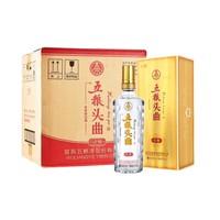 88VIP:WULIANGYE 五粮液 五粮头曲淡雅 52度 浓香型白酒 500ml*6瓶
