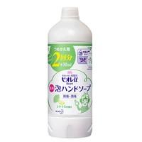 88VIP:Kao 花王 儿童抑菌消毒泡泡洗手液补充装 450ml
