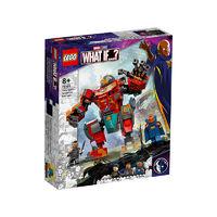 LEGO 乐高 漫威超级英雄系列  76194  史塔克的萨卡钢铁机甲