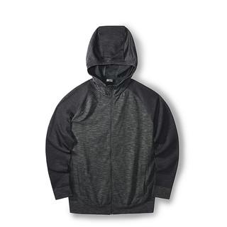 KAILAS 凯乐石 户外运动男款飞织旅行运动外套防风透气卫衣