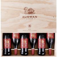 AUSWAN CREEK 天鹅庄 干红葡萄酒礼盒 bin88系列窖藏西拉木盒整箱 750ml*6瓶