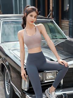 佑游 运动内衣女减防震防下垂夏季跑步美背聚拢健身背心瑜伽服文胸上衣