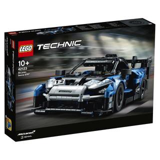 LEGO 乐高 Technic科技系列 42123 McLaren Senna GTR™