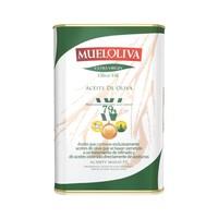 品利西班牙原装特级初榨橄榄油2.5L/桶健康烹饪食用油