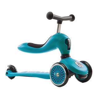 COOGHI 酷骑 儿童平衡车 圣诞红 经典款