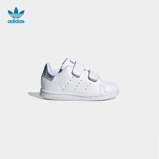 adidas 阿迪达斯 官网adidas三叶草 STAN SMITH CF I婴童经典运动鞋EE8485