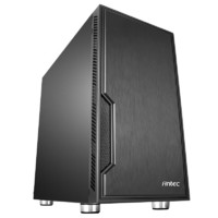 Antec 安钛克 VSK 10 MATX机箱 非侧透 黑色