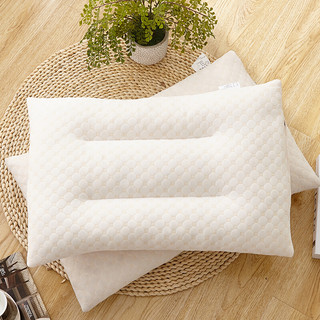 布拉塔 泰国进口乳胶枕  一只装30*50cm
