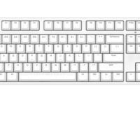 iKBC W200 无线机械键盘 87键 cherry轴